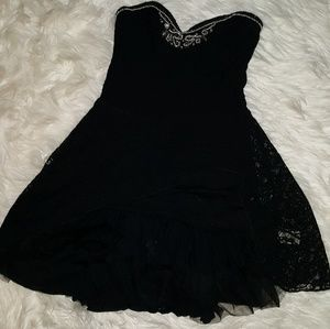 Free People dress lace small
